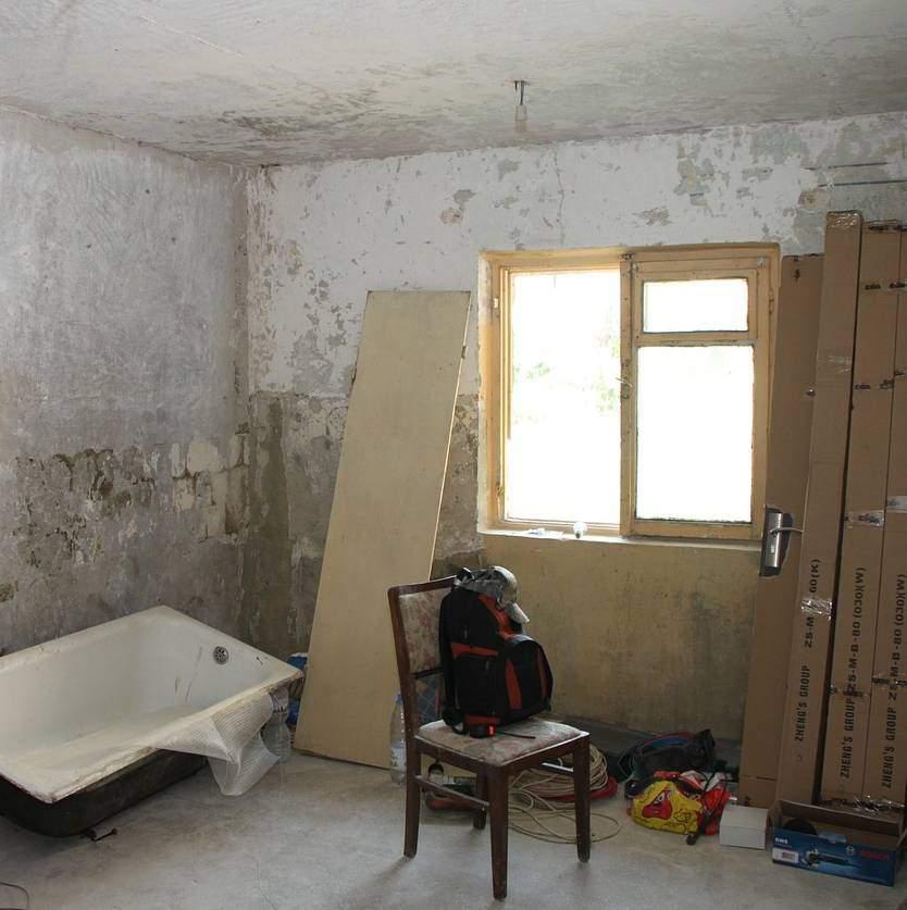 przebudowa mieszkania